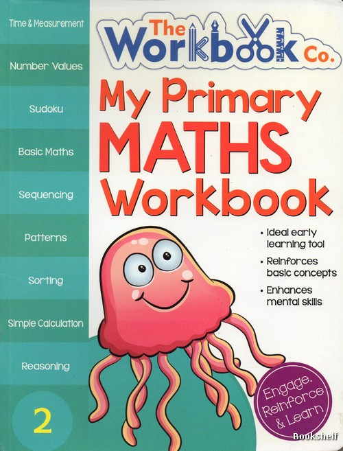 MY PRIMARY MATHS WORKBOOK