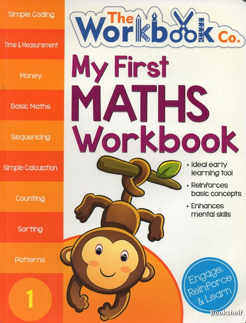 MY FIRST MATHS WORKBOOK 1