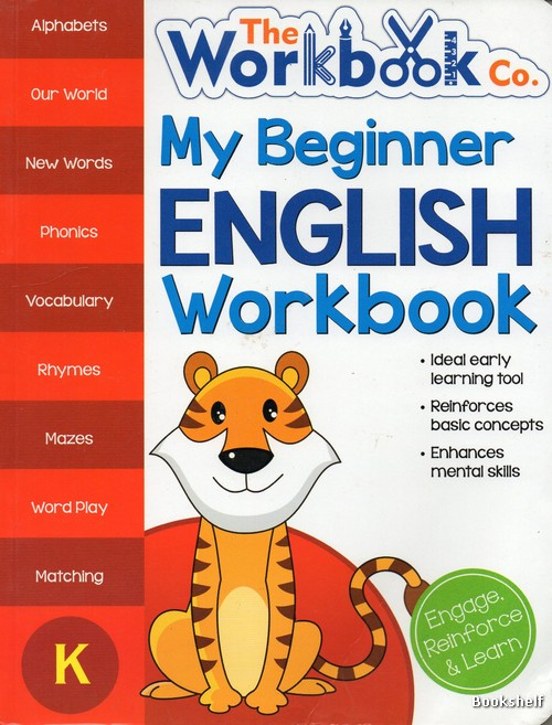 MY BEGINNER ENGLISH WORKBOOK (K)
