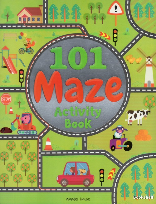 101 MAZE ACTIVITY BOOK
