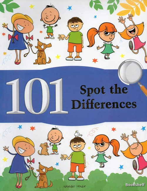 101 SPOT THE DIFFERENCES