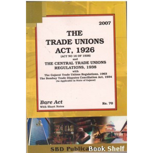 THE TRADE UNIONS ACT 1926