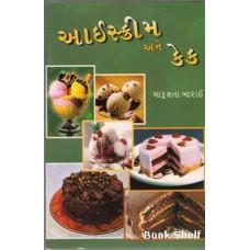 ICE CREAM ANE CAKE 65/-