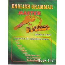 ENGLISH GRAMMAR MASTER KEY FOR SUCCESS