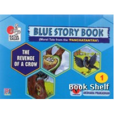 BLUE STORY BOOK PART 1 TO 8