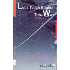 LETS TEACH ENGLISH THIS WAY