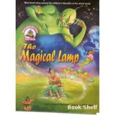 THE MAGICAL LAMP (NAVBHARAT)