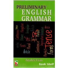 PRELIMINARY ENGLISH GRAMMAR
