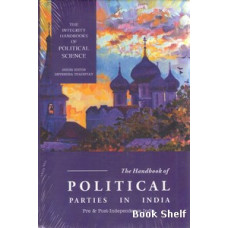 THE HANDBOOK OF POLITICAL PARTIES IN INDIA