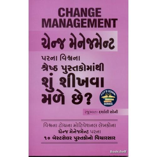 CHANGE MANAGEMENT PARNA VISHVANA SHRESHTH