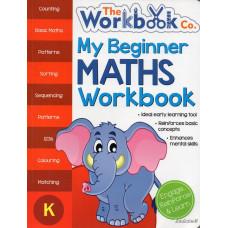 MY BEGINNER MATHS WORKBOOK (K)