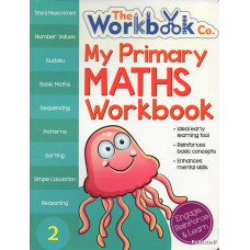 MY PRIMARY MATHS WORKBOOK