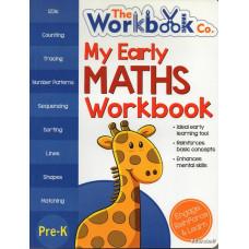 MY EARLY MATHS WORKBOOK PRE-K