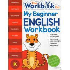 MY BEGINNER ENGLISH WORKBOOK (K)
