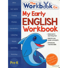 MY EARLY ENGLISH WORKBOOK PRE-K