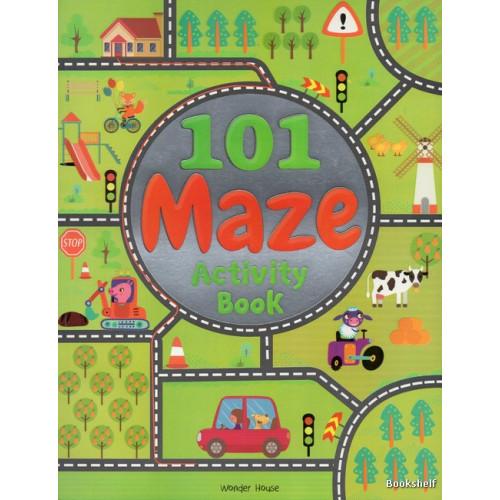 101 MAZE ACTIVITY BOOK