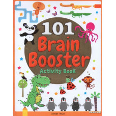 101 BRAIN BOOSTER ACTIVITY BOOK