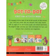 DIT TO DOT FRIST FUN ACTIVITY BOOK