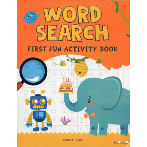 WORD SEARCH FIRST ACTIVITY BOOK