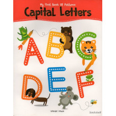 MY FIRST BOOK OF PETTERNS CAPITAL LETTERS
