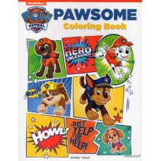 PAWSOME COLORING BOOK