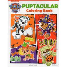 PUPTACULAR COLORING BOOK