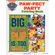 PARFECT PARTY COLORING BOOK