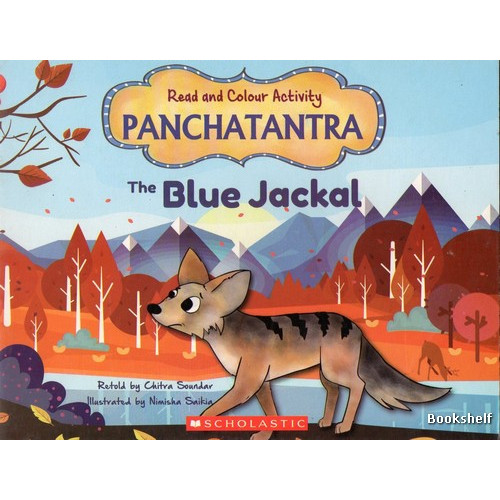 READ AND COLOUR ACTIVITY PANCHATANTRA