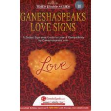 GANESHASPEAKS LOVE SIGNS